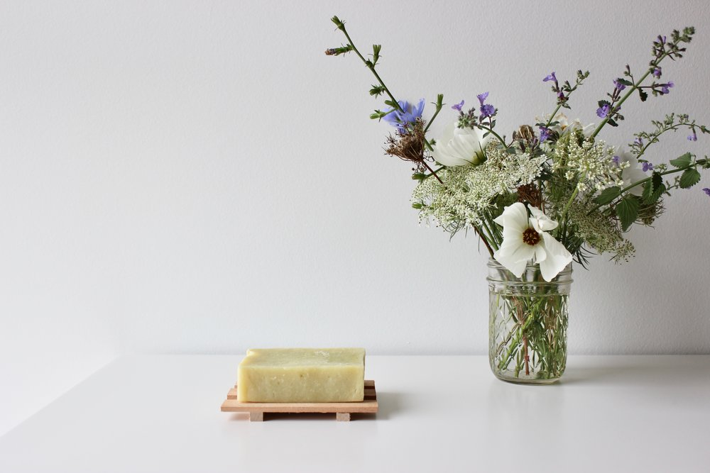How (exactly) to switch to bar soap, with zero waste beauty essentials from Bestowed Essentials | Litterless