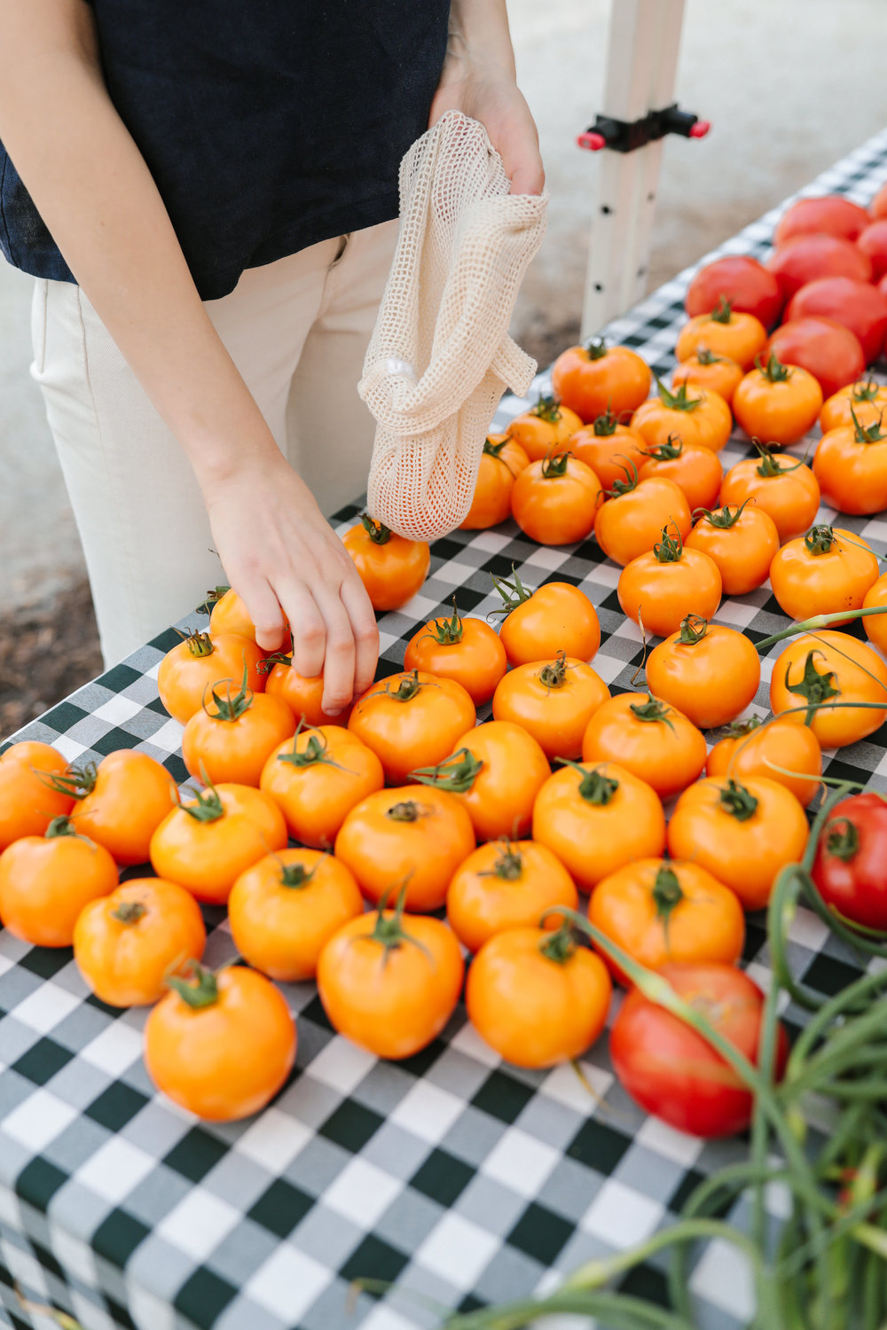 How to stock up for winter at the farmers' market to support local foods year-round | Litterless