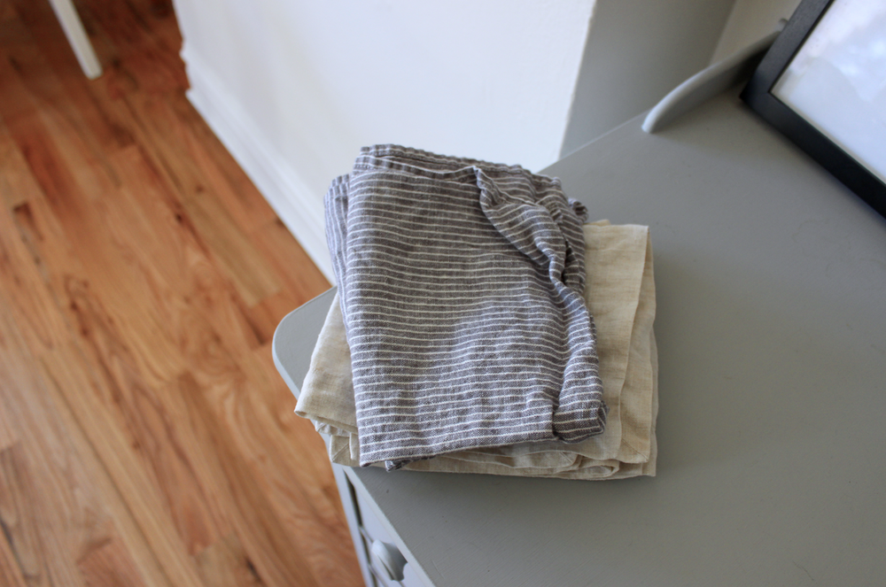 How to switch to cloth napkins for a zero waste home | Litterless