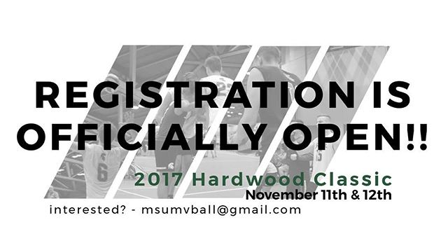 ATTENTION: Registration for Hardwood has officially begun!! If you are looking for a fun preseason tournament with some tough competition, then Hardwood is the place to be. Join us for the biggest preseason tournament in the nation!! Registration link is in our bio!