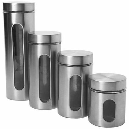WINDOW CYLINDER CANISTERS