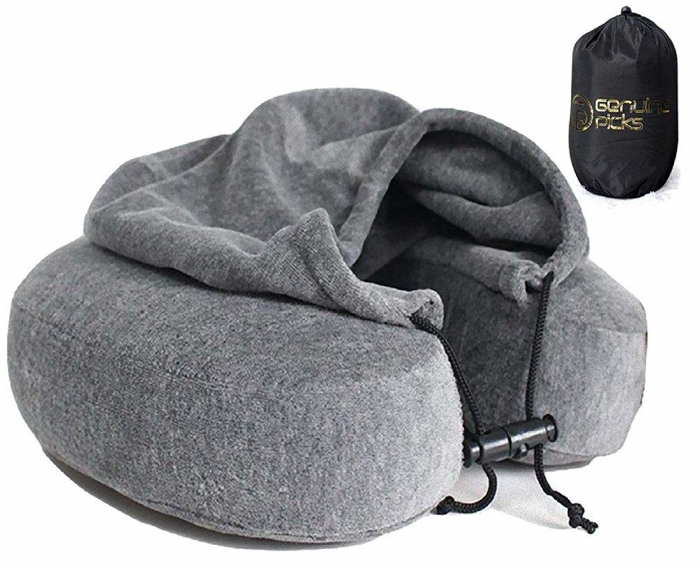 Hoodie Neck Pillow