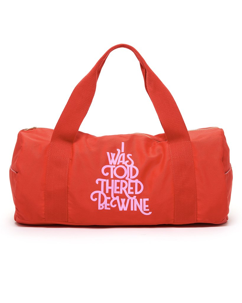 Wine Gym Bag