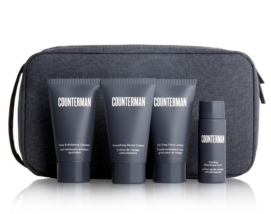 Counterman Skincare Set