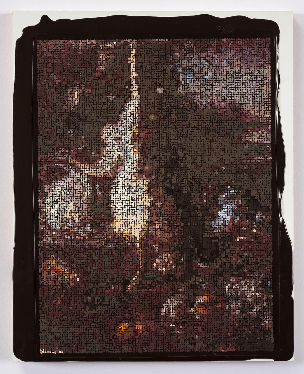 Kirstin Lamb After Weenix 2015 Gouache on Duralar with Acrylic on Panel 8 x 10in.jpg