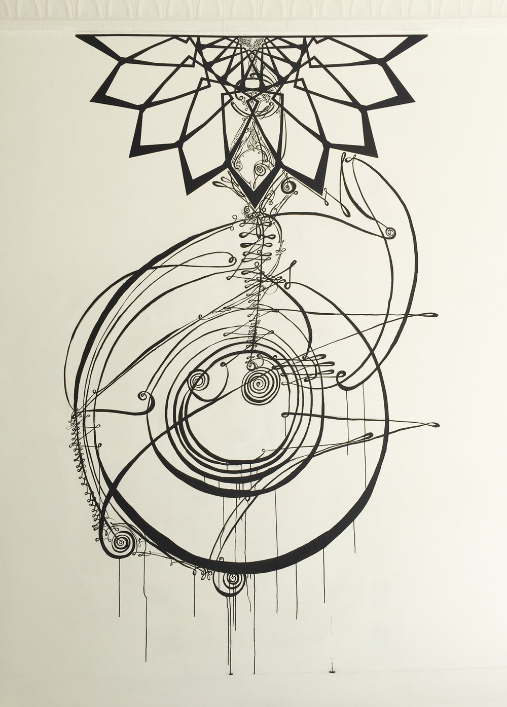 Camille Hawbaker + Julia Ibbini collaboration