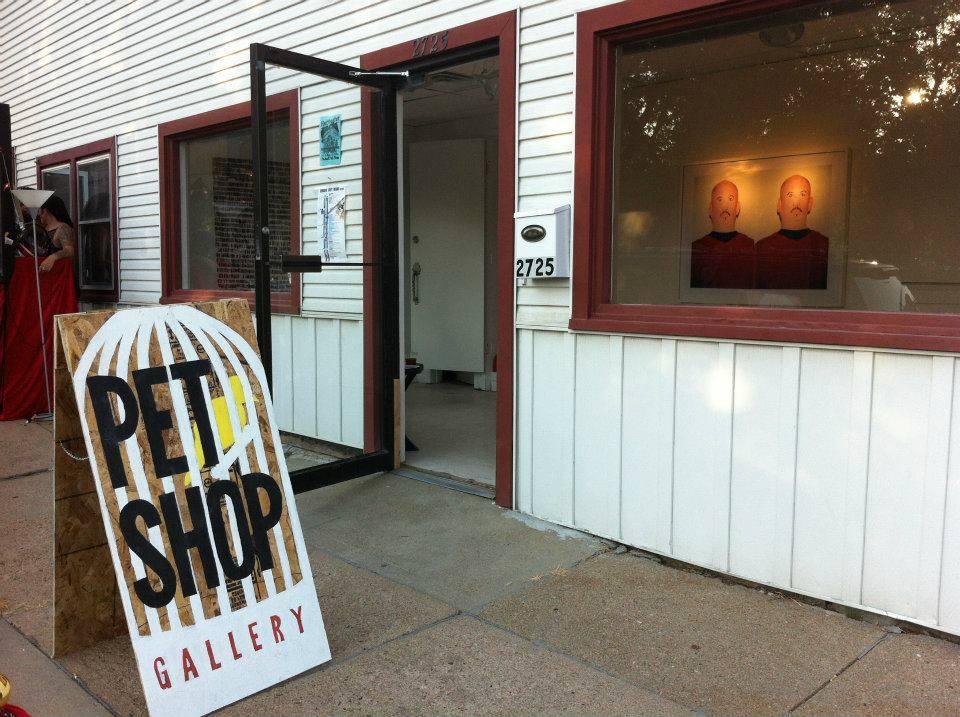 Petshop Gallery, photo courtesy of Petshop gallery