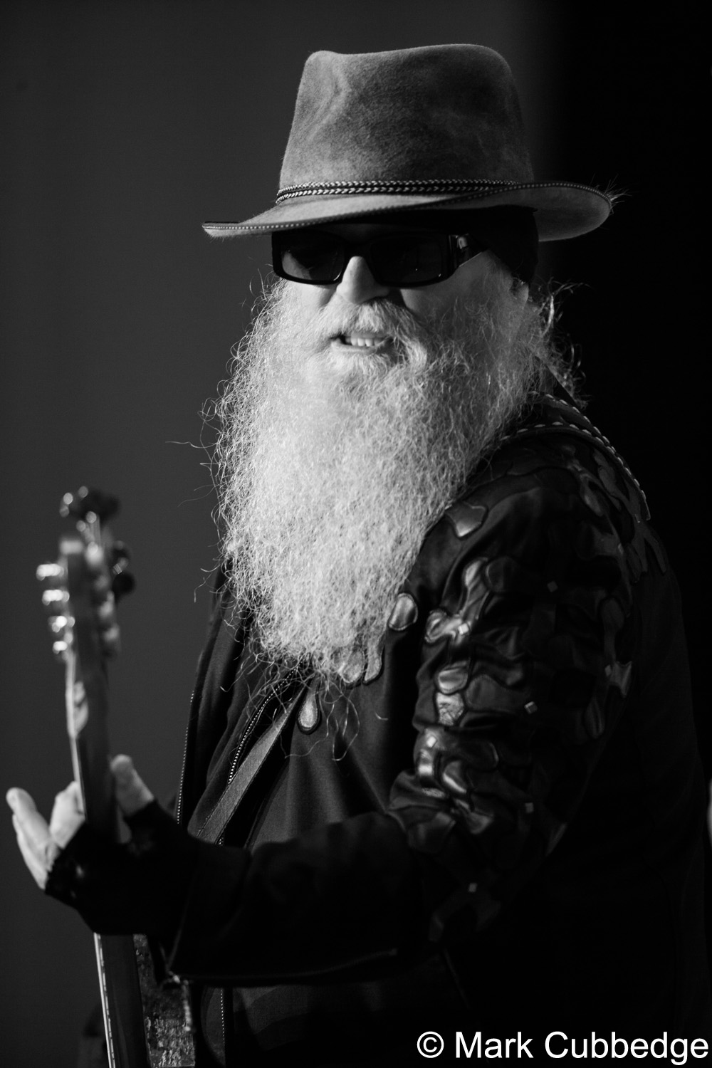 ZZ Top's Dusty Hill