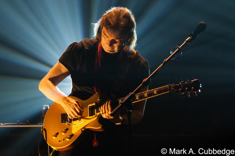 Genesis guitarist Steve Hackett