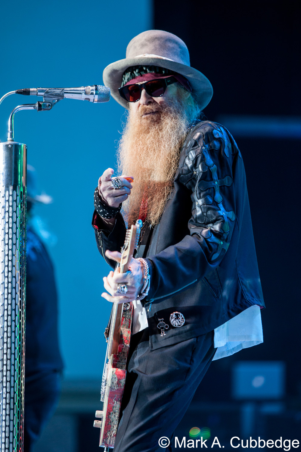 ZZ Top's Billy Gibbons