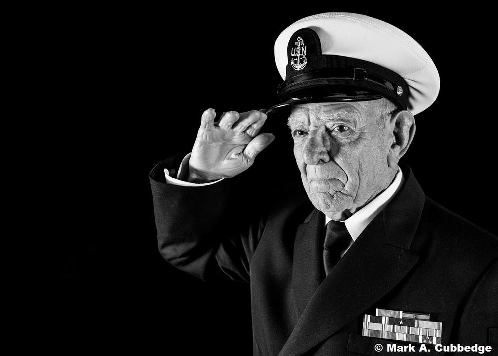 Bill Ingram, USS Houston survivor and former Death Railway POW