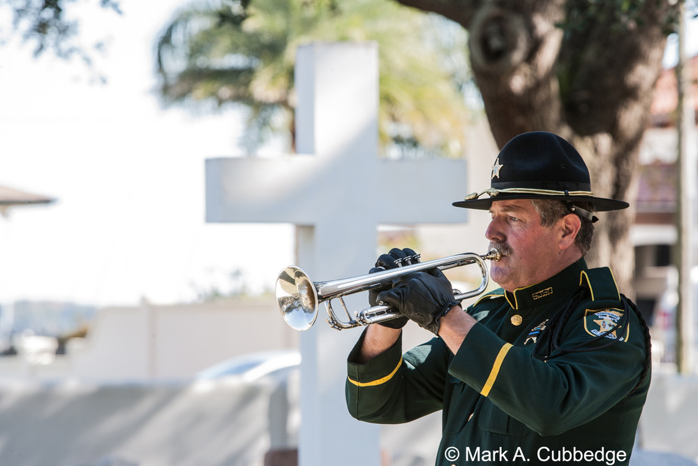 TAPS at St. Augustine National Cemetery