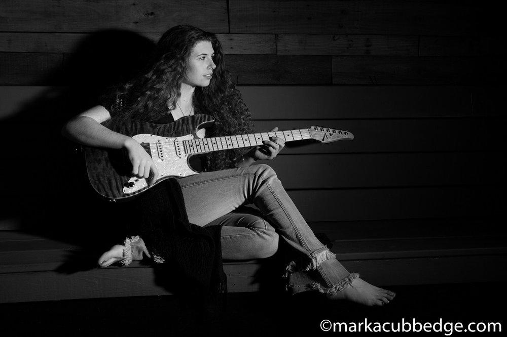 Hannah Wicklund, guitarist/singer/songwriter