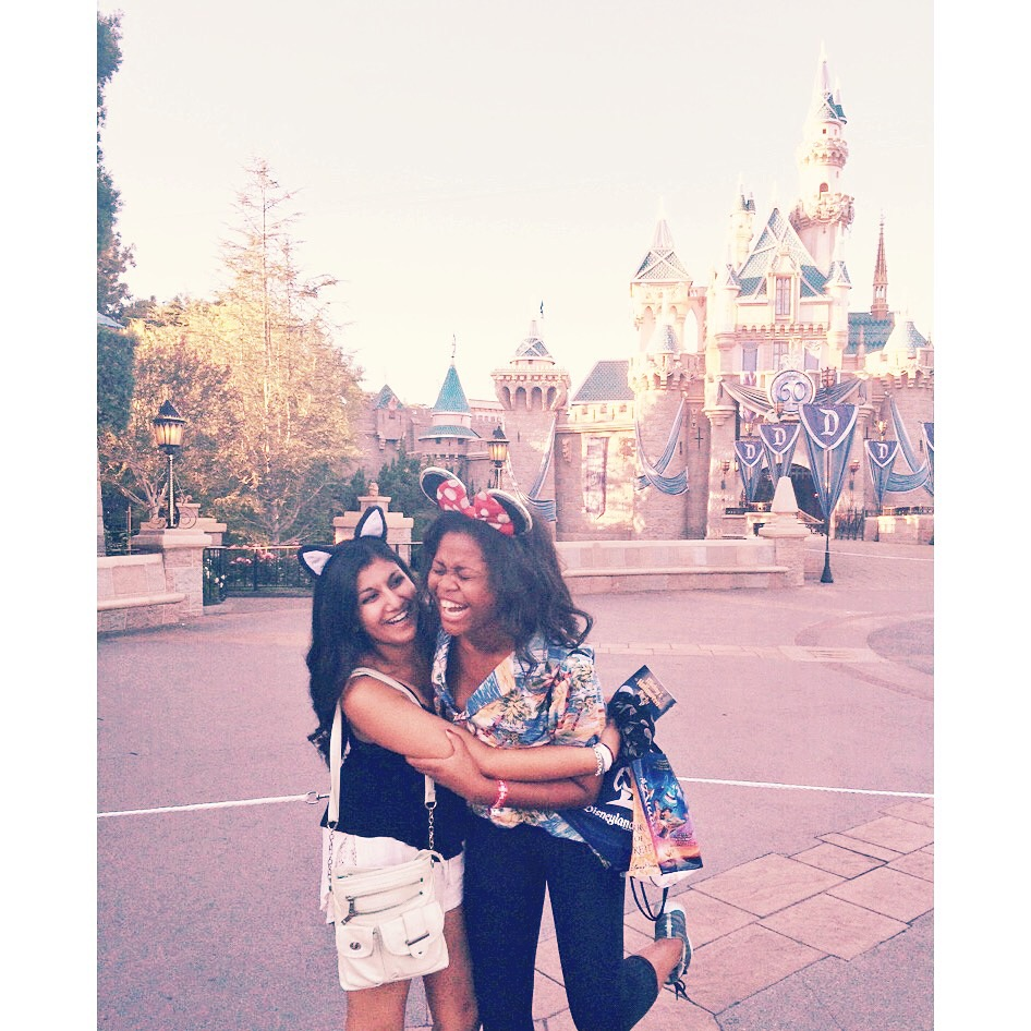 disneyland with liv, september 28th 2015
