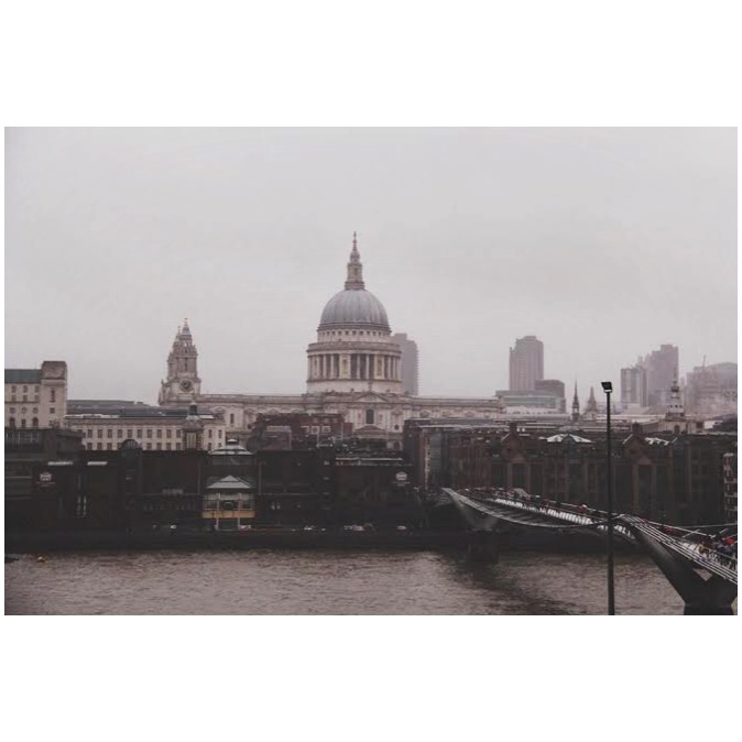A photo that Alexis took in London, England, one of her favourite cities!