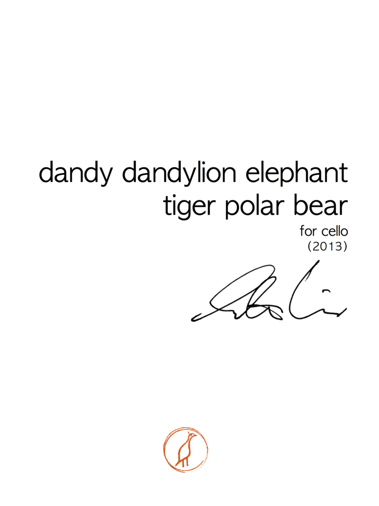 polar bear writing paper