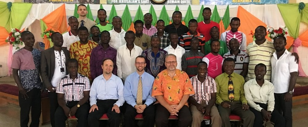 3rd Semi-Annual Gold Coast Mission Conference