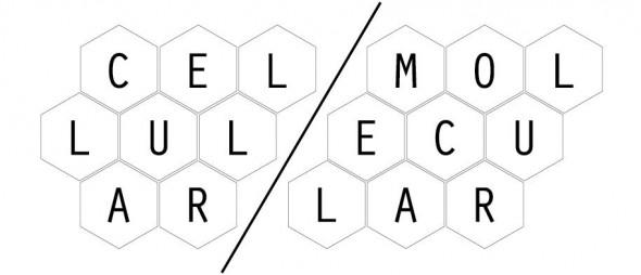 Cellular Molecular Logo