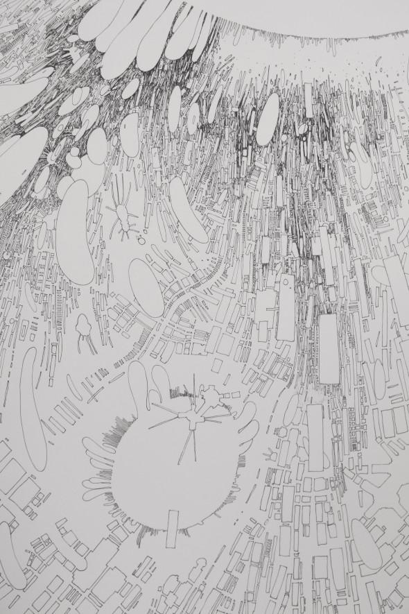 Heliotrope, Detail