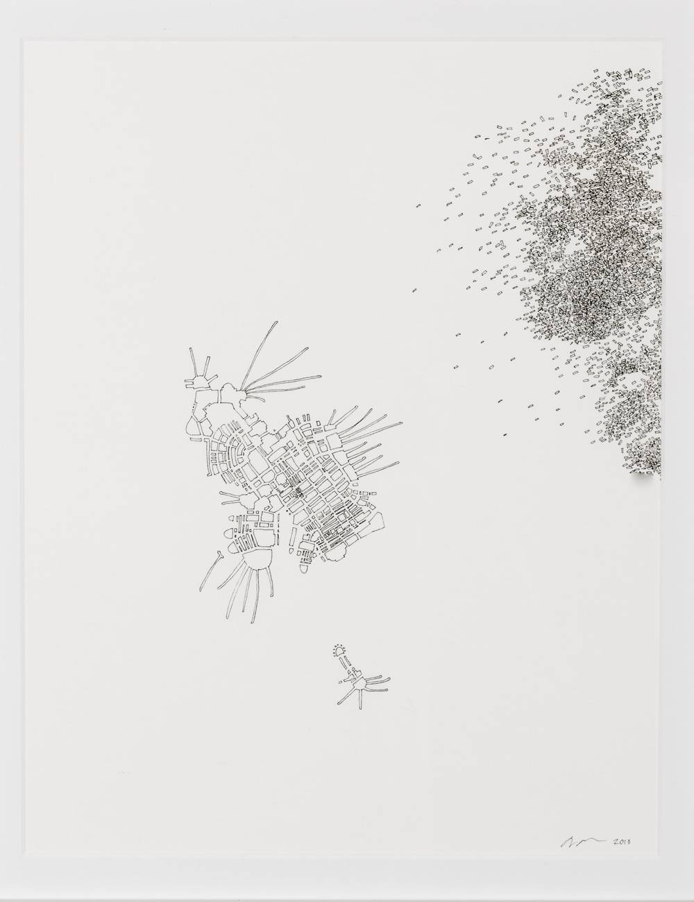 Architectural Pollination Study 18
