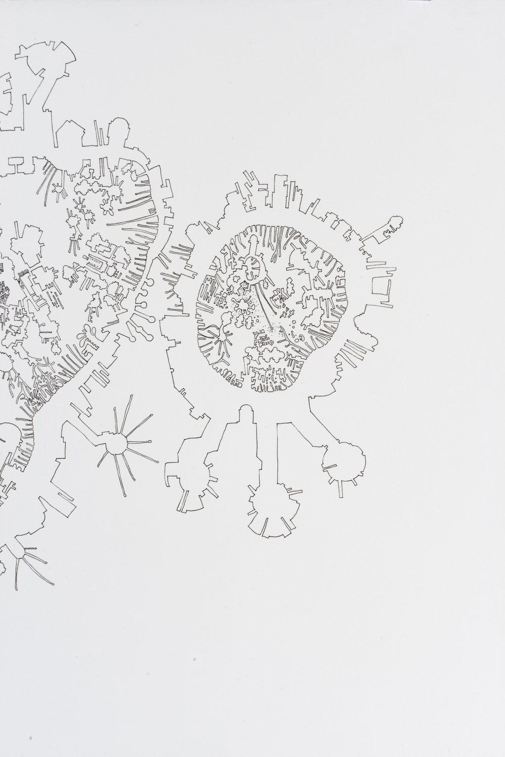 Architectural Pollination Study VII