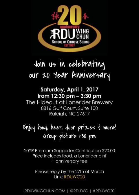 RDUWC20 invite