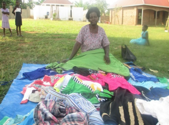 Jane's clothes selling business