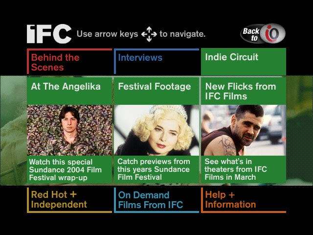 IFCi Virtual Channel