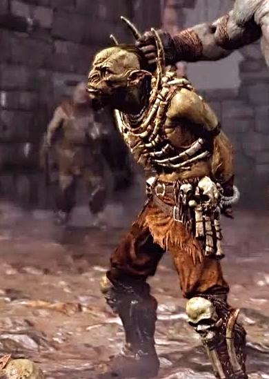 Ratbag the Orc