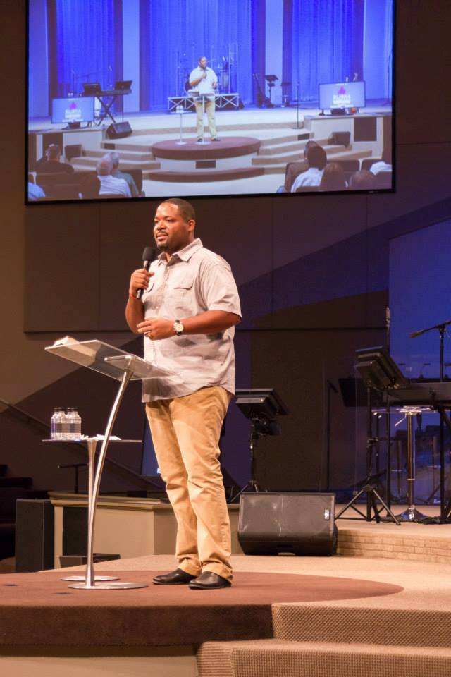 Darrian Summerville   Senior Pastor and Founder of City Servants Church