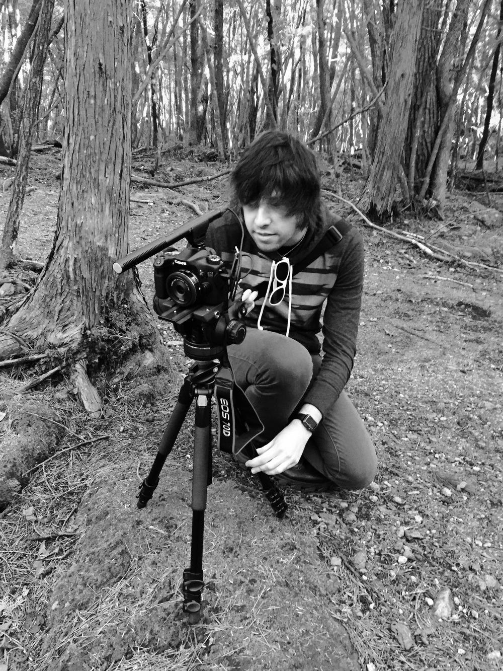 Jon Bero Filming