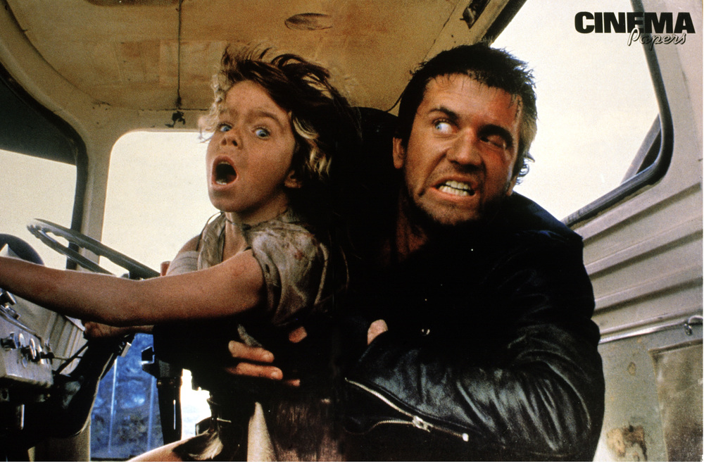 MAD MAX 2 - Productions/Warner Bros USADirector George MillerProducer Byron Kennedy Miller George MillerStarring Mel Gibson