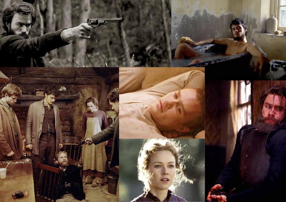 NED KELLY - Producers Working Title FilmsUniversal Tim WhiteStarring Heath Ledger,Geoffrey Rush, Naomi WattsDP Oliver Stapleton