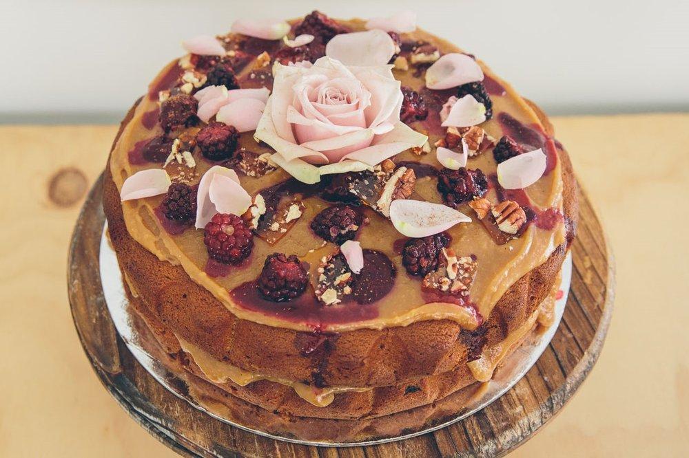 Wanaka birthday cake