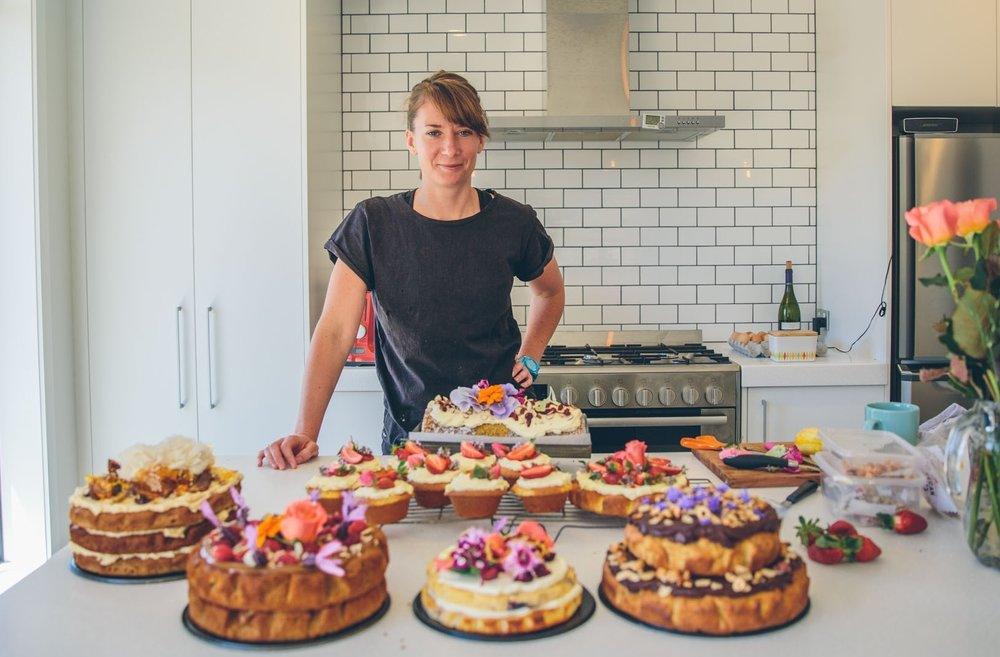 Laura Wheeler- the stylish baker