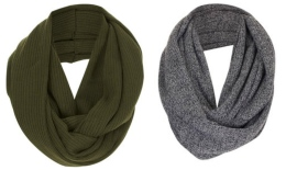 Infinity scarves are the perfect finishing touch to any outfit.