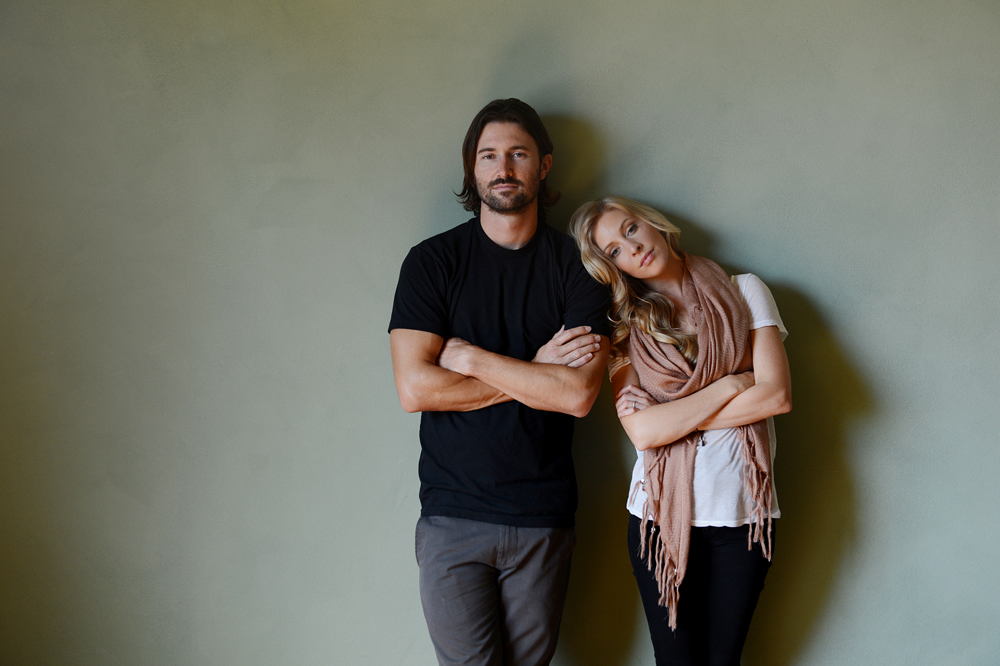 Brandon & Leah #1 - Denise Truscello