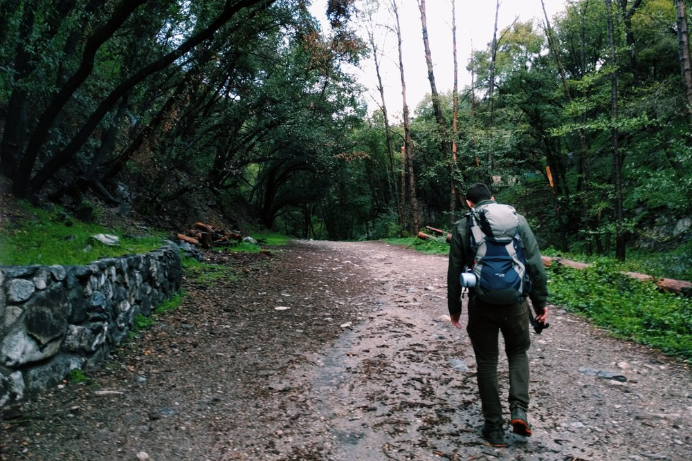 Hiking for beginners - build up your distances gradually