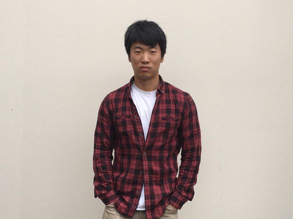 Meng Long Cong, 25, educational psychology major