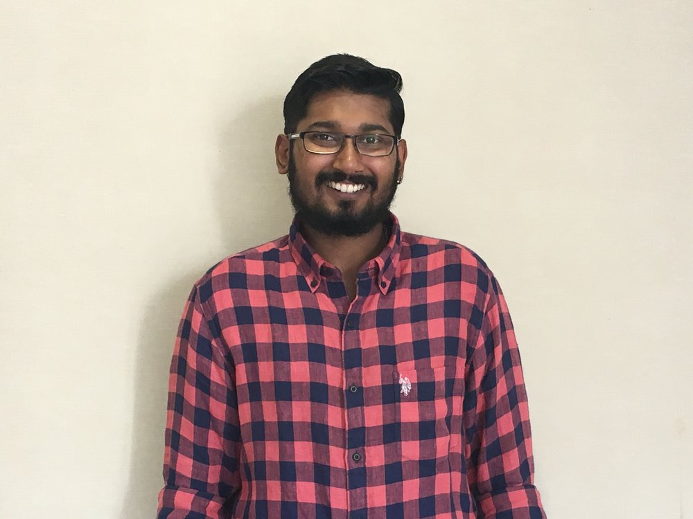 Gautam Prakash, 24, computer science major