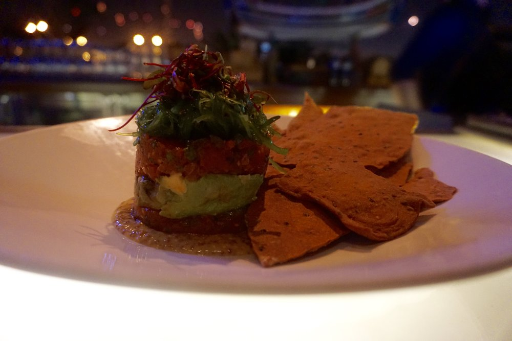 Spicy Tuna Tartar