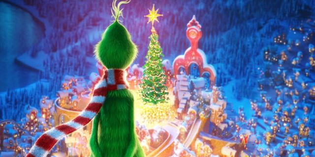 Photo from christmas-specials.fandom.com/wiki/File:The-Grinch-2018-poster.jpg