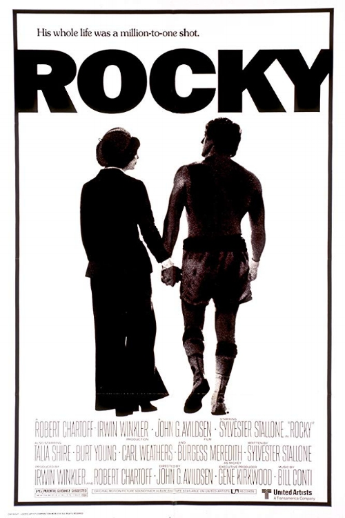 Rocky 1   Credit: Courtesy of United Artists