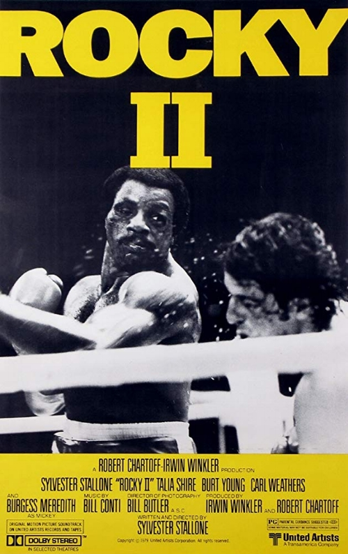 Rocky 2  Credit: Courtesy of United Artists