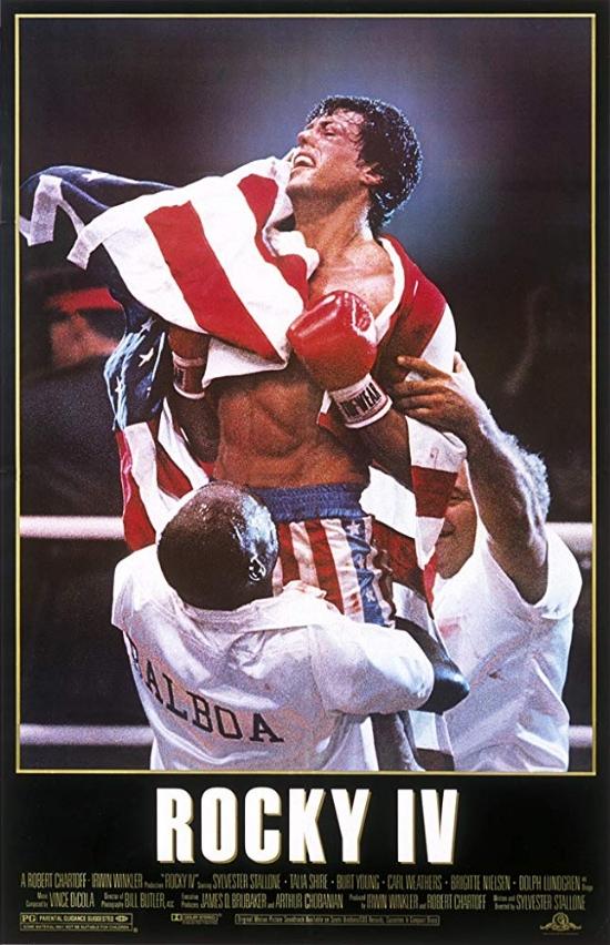 Rocky IV   Credit: Courtesy of MGM/UA Entertainment Company