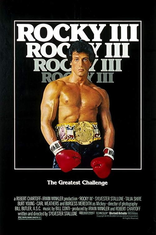 Rocky III   Credit: Courtesy of MGM/UA Entertainment Company