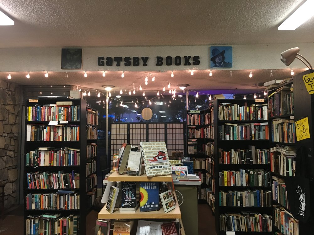 Photo: Joy Rowden  Gatsby Books has a little bit of everything for all readers.
