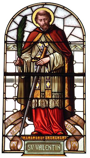 Photo of St. Valentine
