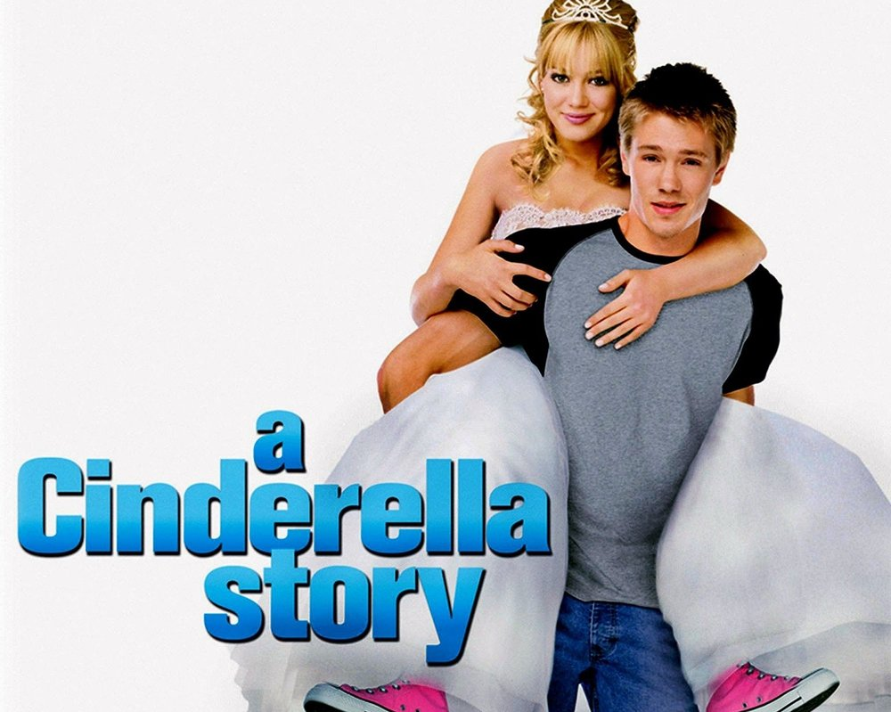 1. - In this 2004 romantic-comedy, the plot takes on a modern twist when two internet friends plan to meet and reveal each other's identity for the first time at their high school Halloween party. Just like the classic story, the Cinderella in this movie has to leave when the clock strikes midnight. However, rather than losing her shoe, she drops her cell phone leaving Prince Charming a small clue into revealing her identity.