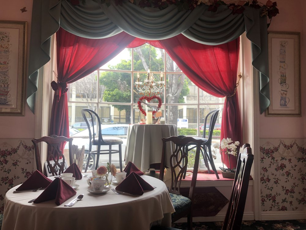 Where you can spill the tea with a vintage take… - Elise's Tea Room
